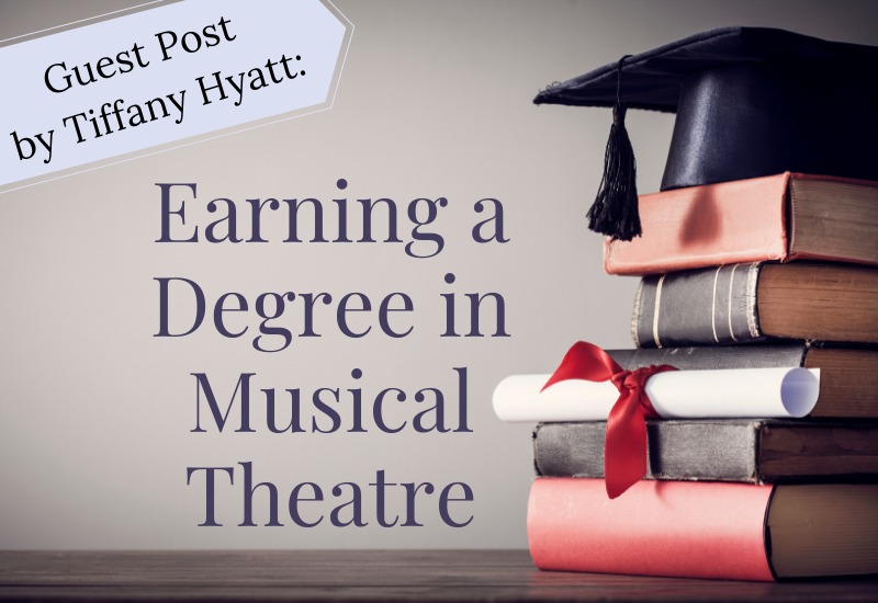 How to Get a Degree in Musical Theatre