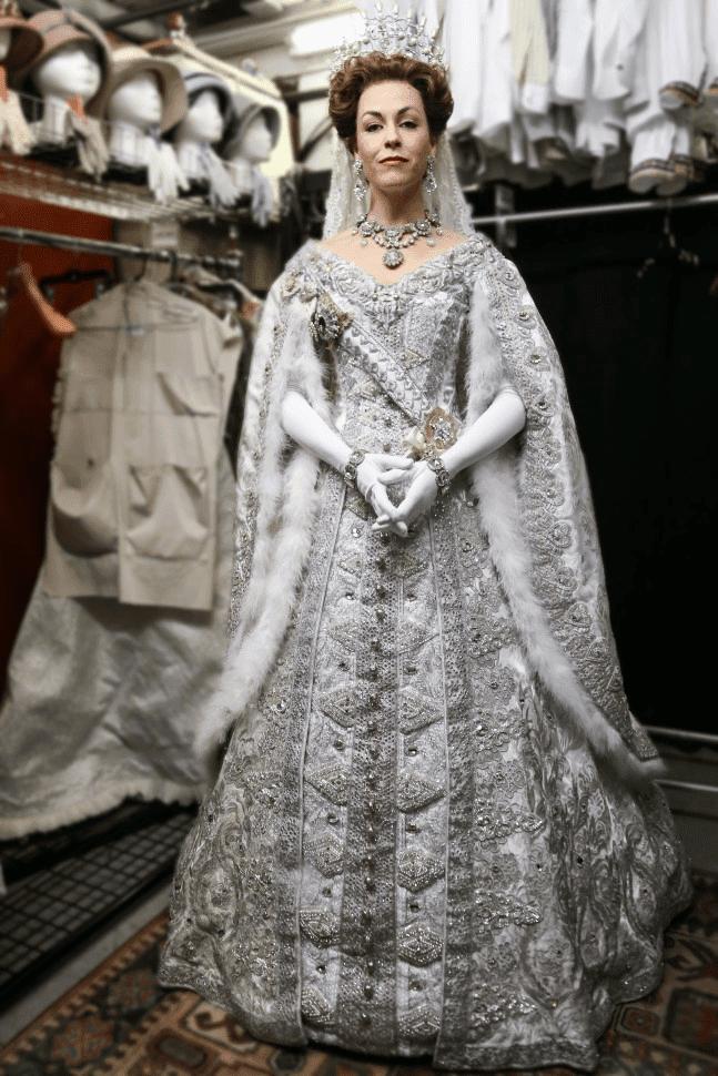 tsarina dress
